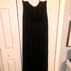 Black bridesmaid dress/formal dress